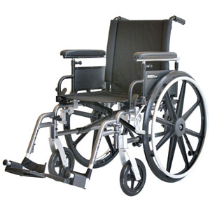 Breezy Ultra 4 Light Weight Wheelchair