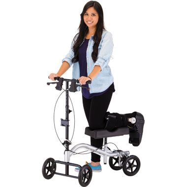 Turning Knee Walker