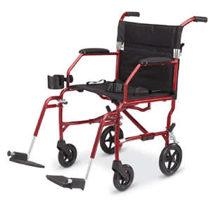 Freedom Transport Wheelchair - 19in