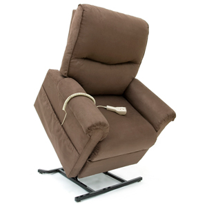 Pride Specialty Collection Full Chaise Recliner